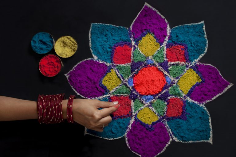 India's traditional flower